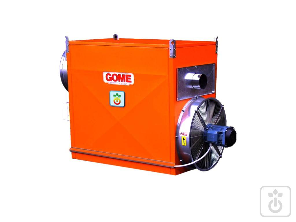 Gome HTR TGS-PE-hanging-hot-air-generator-lpg-diesel-natural-gas-GOME-Hi-Tech-Resource-1