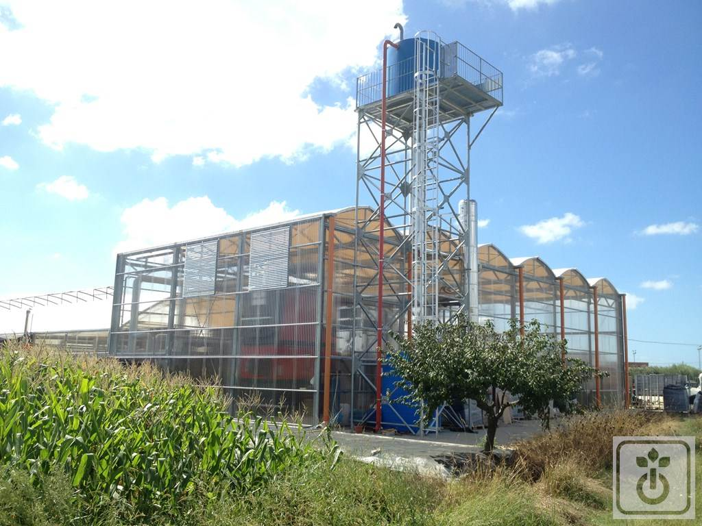 Gome HTR Biomass-plant-for-heating-greenhouses-GOME-Hi-Tech-Resource