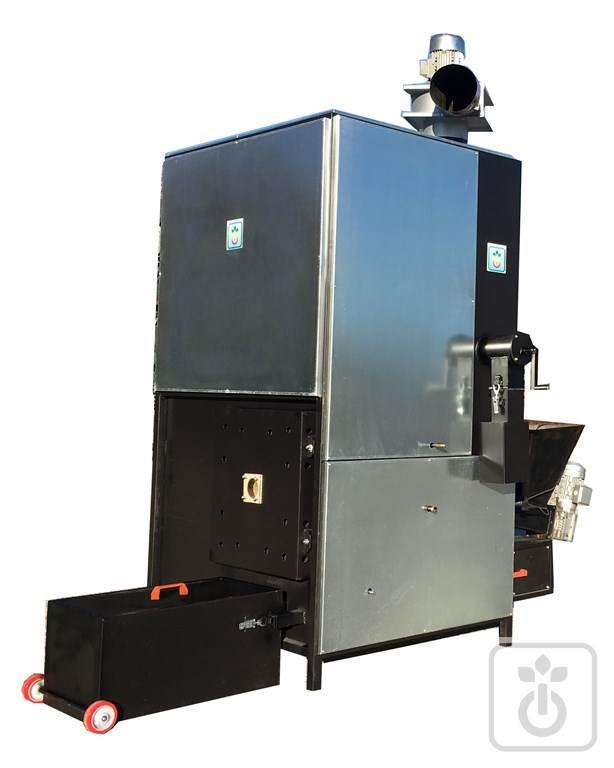 generatore di aria calda policombustibile per serre|gome