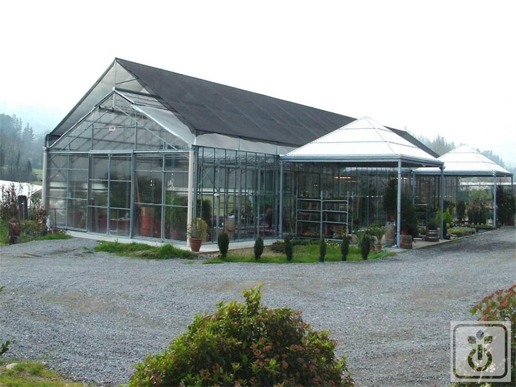 Springtime serra in vetro di produzione gome for Clienti sinonimo