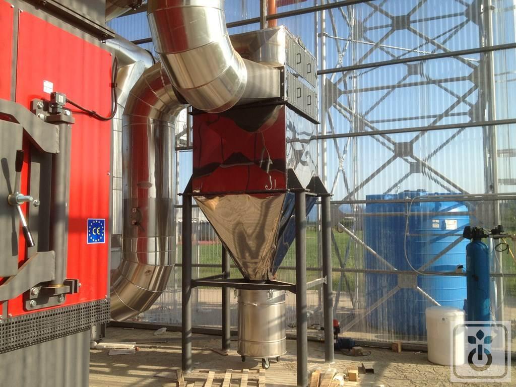 Nuovo impianto di riscaldamento per la scuola collodi lucca in